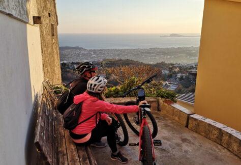 Castellonorato in bike